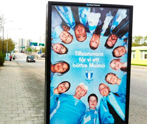 Tillsammans får vi ett bättre Malmö